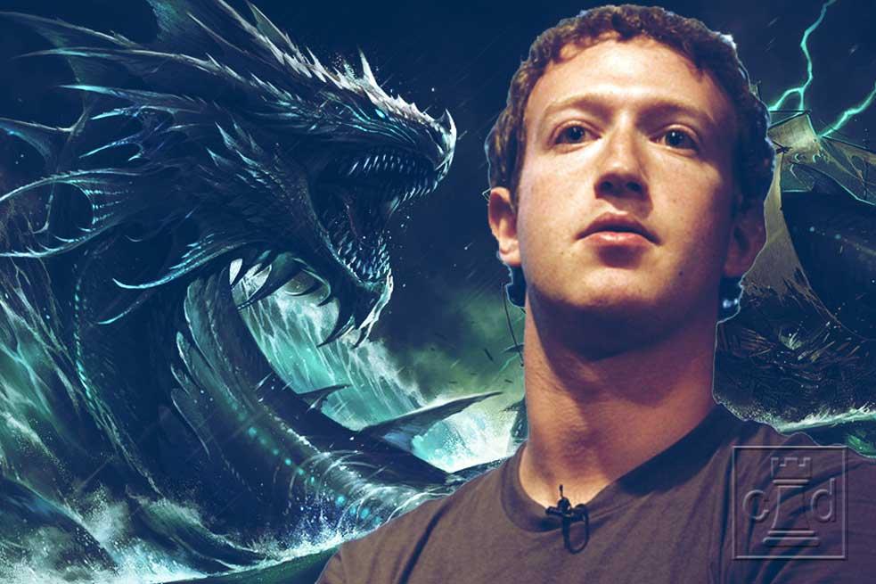 Facebook volgt Illuminati handleiding voor blanke genocide