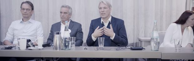 Duitse artsen noemen coronabeleid 'georganiseerde misdaad'
