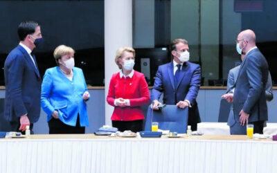 Europese Commissie reduceert EU-burger tot een nummer