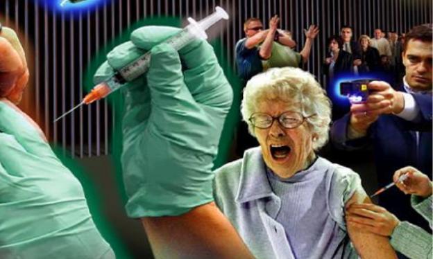 Een corona vaccinatieplicht is naar mijn mening een groot gevaar