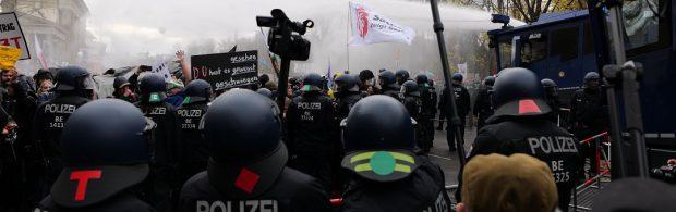 Anti-lockdownprotesten in HEEL Europa: een overzicht