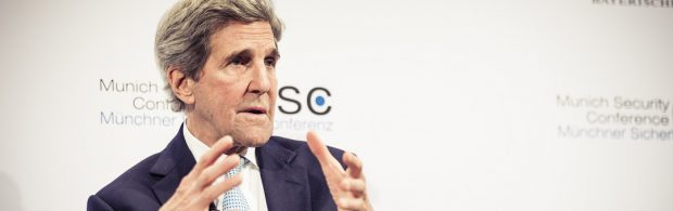 John Kerry: 'Great Reset is nodig om populisme de kop in te drukken'