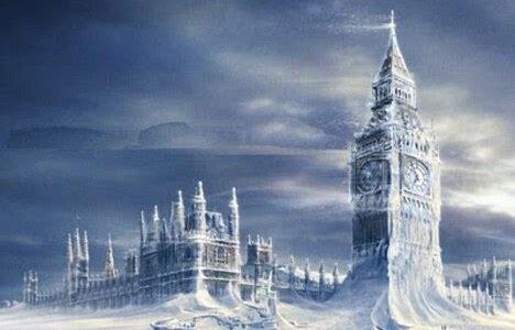 Global Cooling: Tikkende tijdbom Noordpool kan abrupte extreme afkoeling Europa veroorzaken