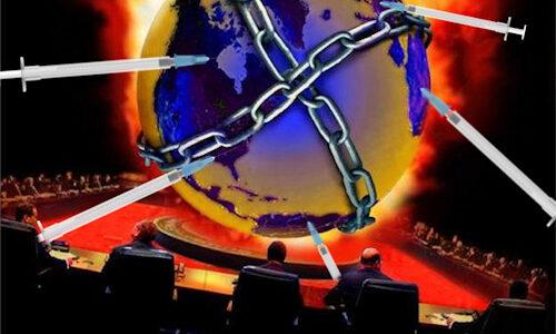 Aartsbisschop Vigano waarschuwt Trump dat Grote Reset 'wereldwijd complot tegen mensheid en God' is
