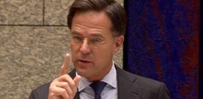 'Rutte moet strafrechtelijk vervolgd worden, een strafblad is onvermijdelijk'