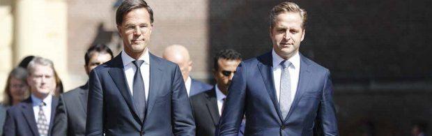 """Rutte en De Jonge negeren uitspraak rechter over coronatest / Coronadictatuur vervangt de rechtsstaat: """"GOD zegen de greep"""""""