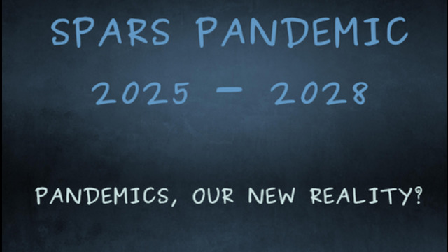 Komt er een SPARS pandemie in 2025?