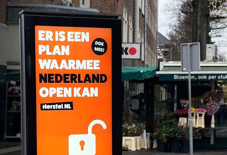Wacht niet langer op georganiseerd verzet of een oppositiepartij: zelf opstaan nu / Herstel-NL wekt wantrouwen: 'Trap hier niet in'