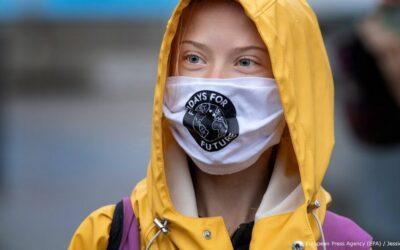 Slecht nieuws voor Greta Thunberg