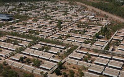 Queensland (Australië) geeft fascistisch voorbeeld in bouw concentratiekampen