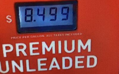 Hyperinflatie begint: Benzine bereikt $8,49 per gallon in Californië; VOEDSEL TEKORTEN in Texas – Dit gaat ook in Nederland gebeuren